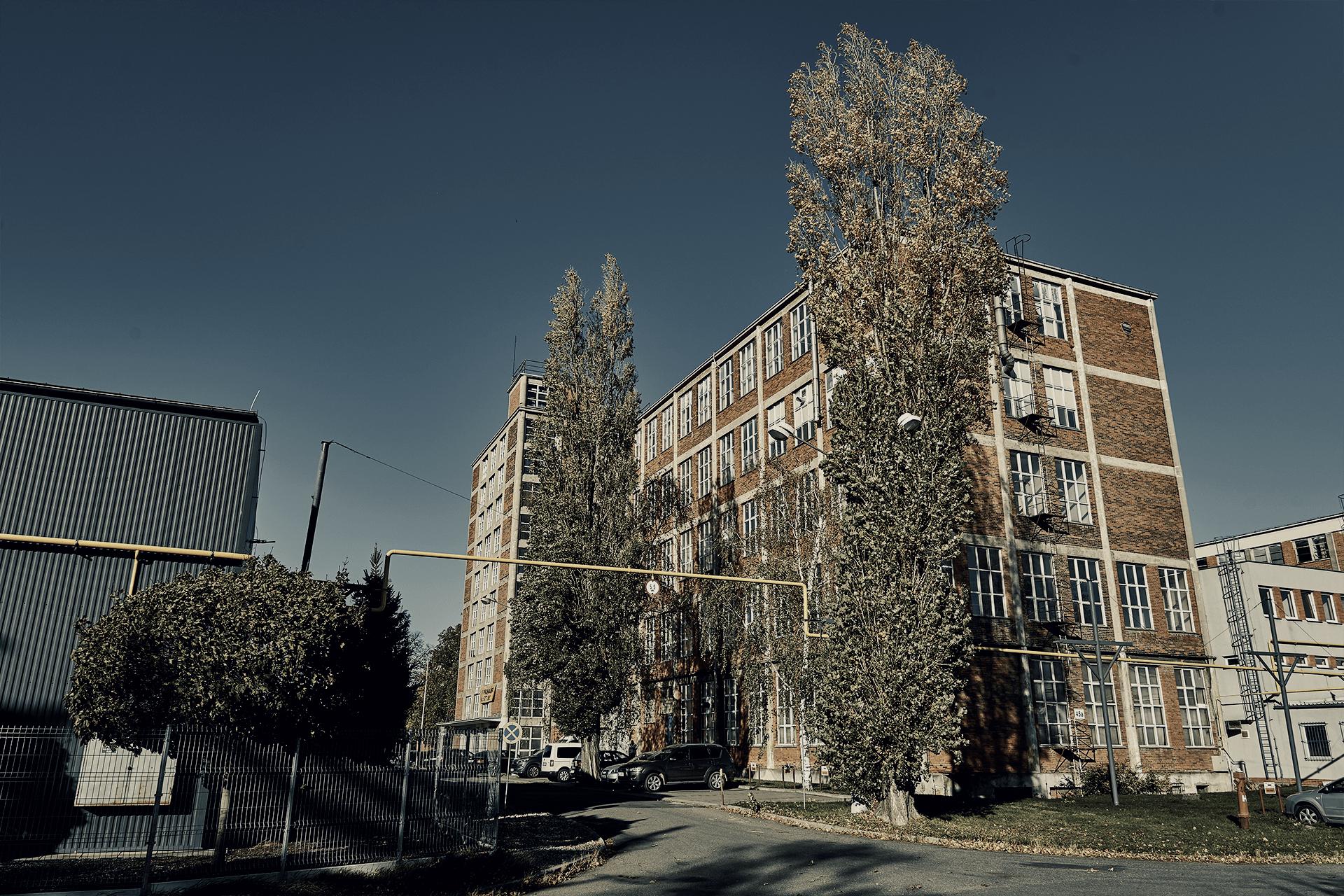 Nebytové prostory Otrokovice