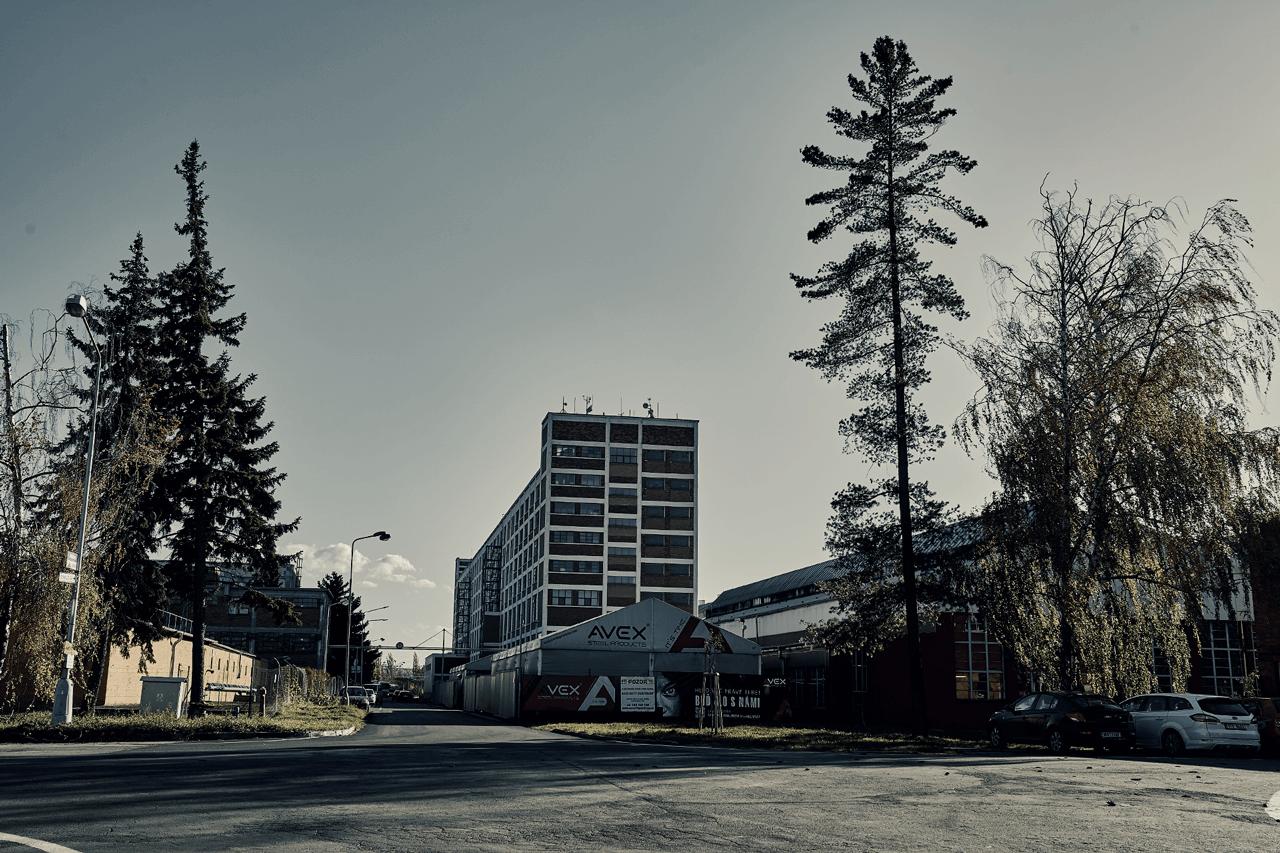 Areál TOMA Otrokovice